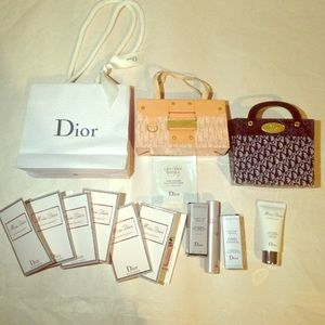 Miss Dior blooming bouquet capture totale gift bag